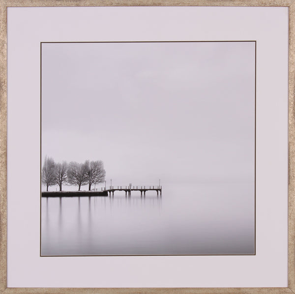 PIER WITH TREES II