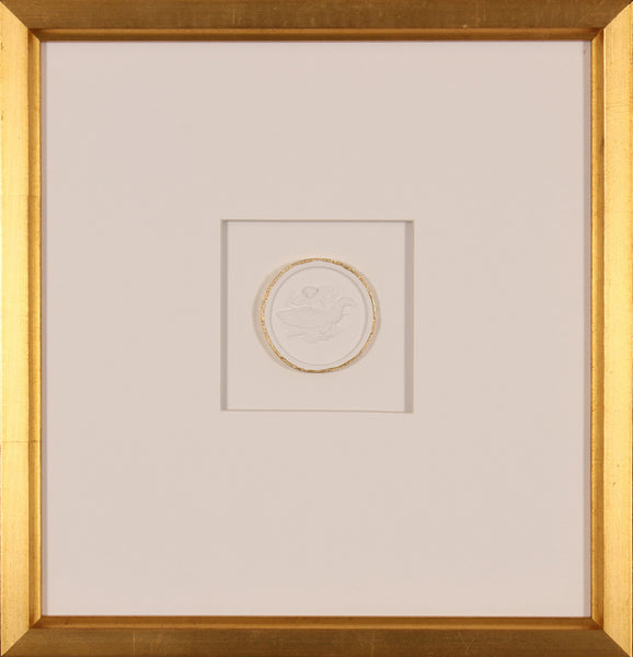 INTAGLIO WITH GOLD 6