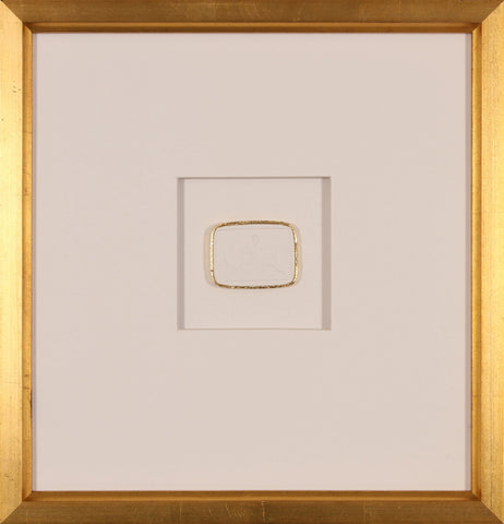 INTAGLIO WITH GOLD 7