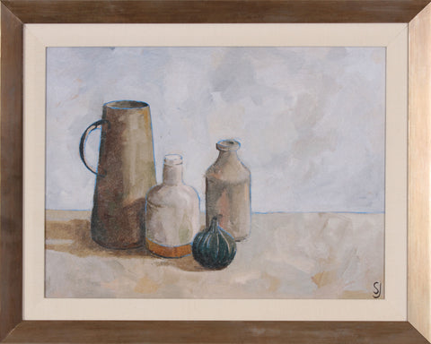 A COLLECTION OF JARS