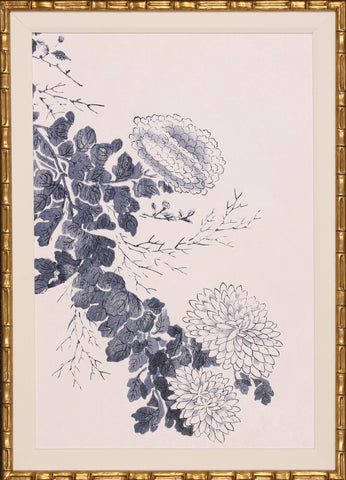 INK WASH CHRYSANTHAMUM