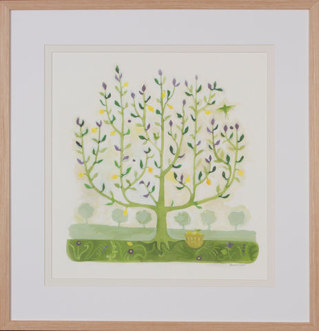 TREE WITH PEARS