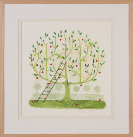 TREE WITH LADDER