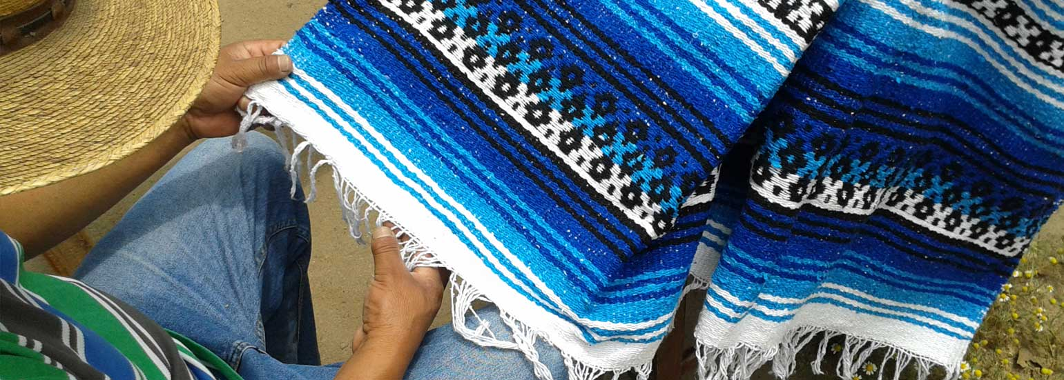 Camaxtli | Fair Trade Mexican Serapes