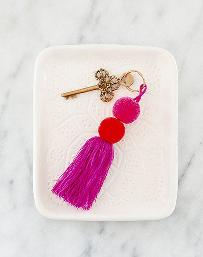 Keychain Featured on People