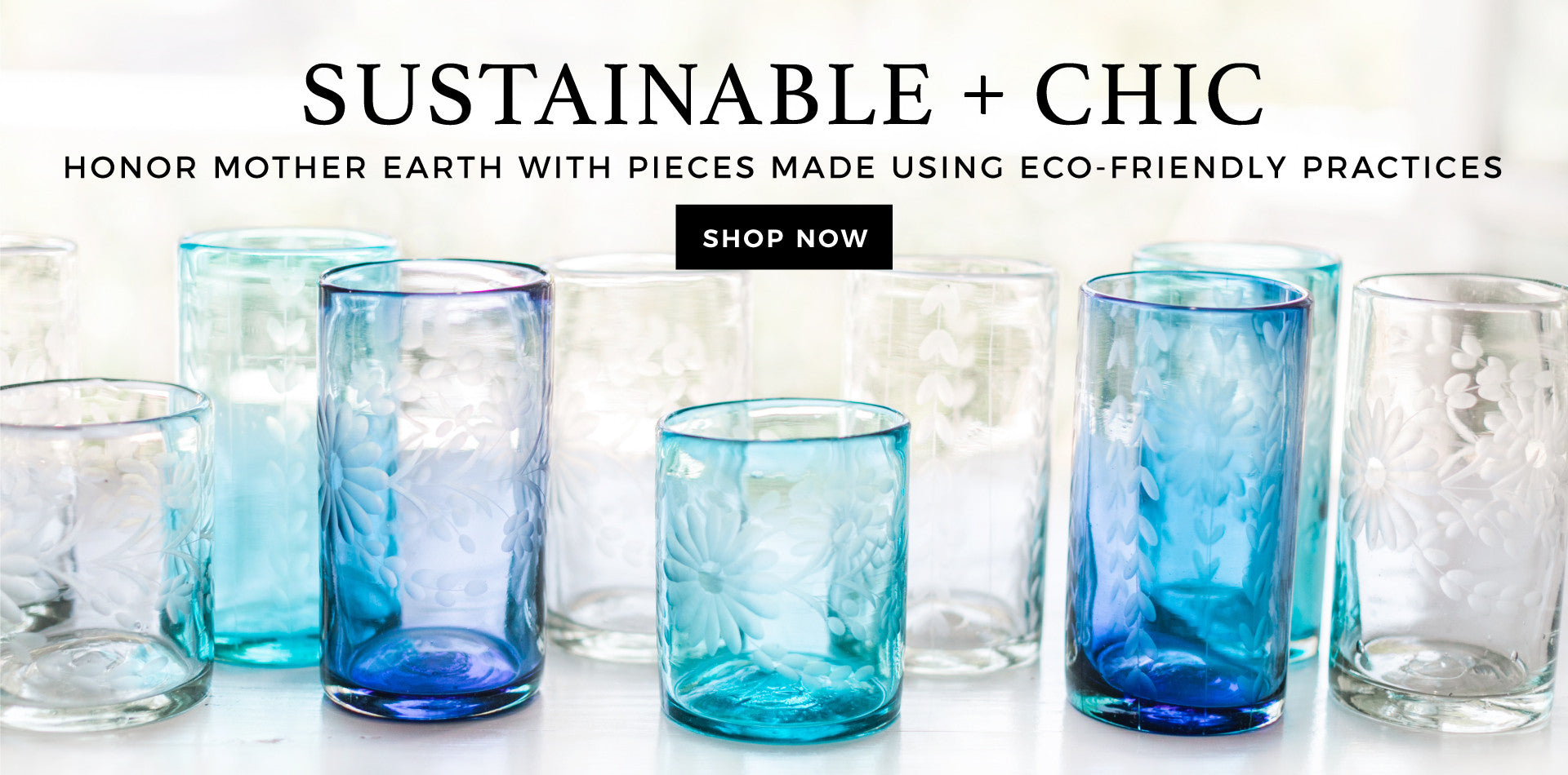Shop the Eco-Friendly Collection