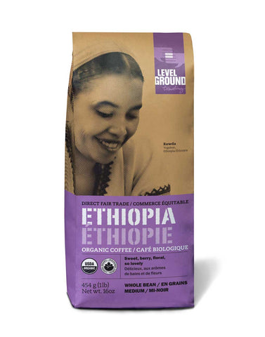 Fair Trade Ethiopian Coffee