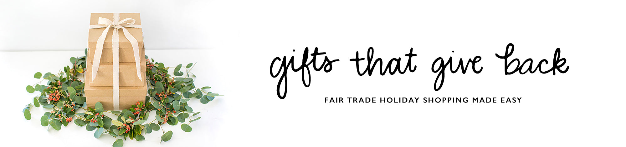 Fair Trade Gifts that Give Back | The Little Market