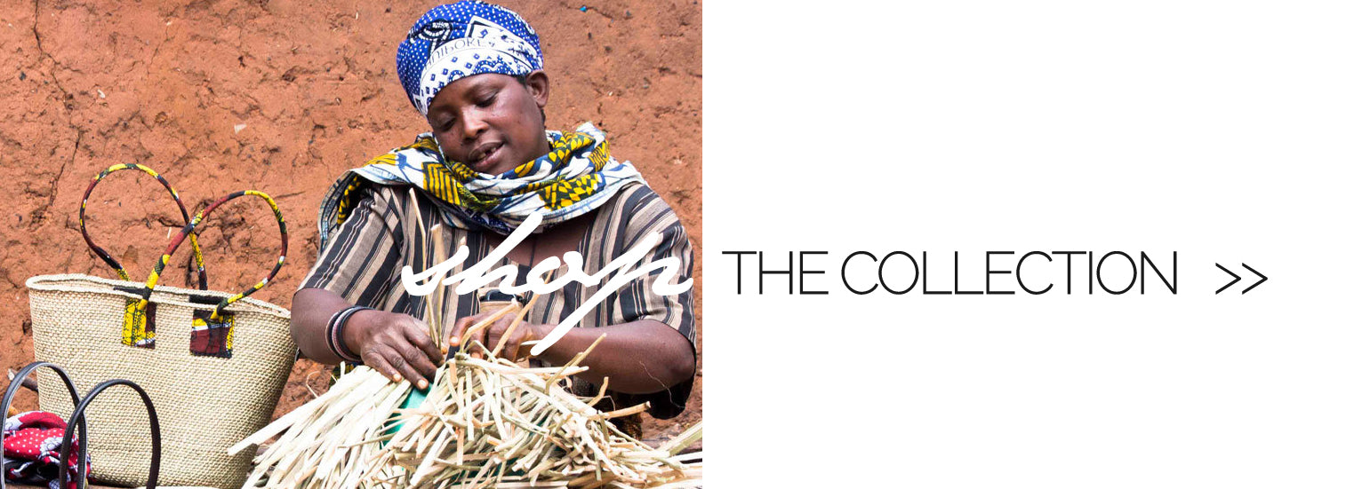 Shop the Collection Iringa Basket Makers Tanzania The Little Market