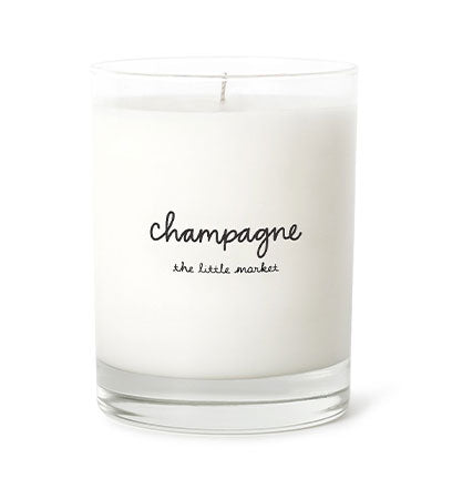 Candle - Champagne