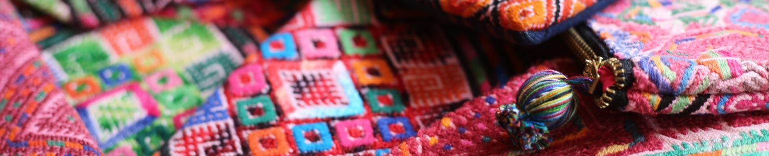 Fair Trade Guatemalan Huipil Bags and Purses