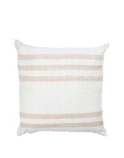 Organic Silk Pillow on Style by Emily Henderson