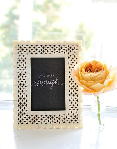 Picture Frame Featured on Hello Giggles