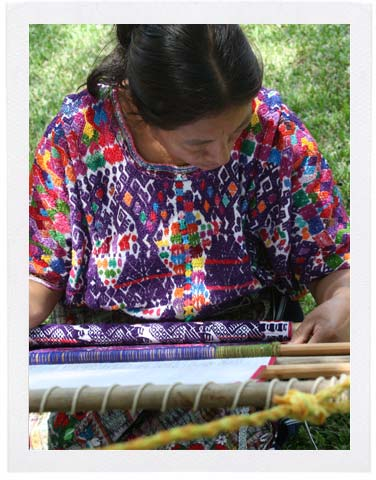 Proteje | Fair Trade Artisan Guatemala Group