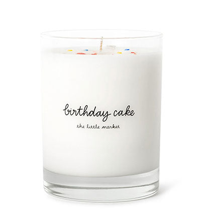 Prosperity Candle - Birthday Cake (with Sprinkles)