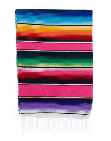 Fair Trade Serape Blanket