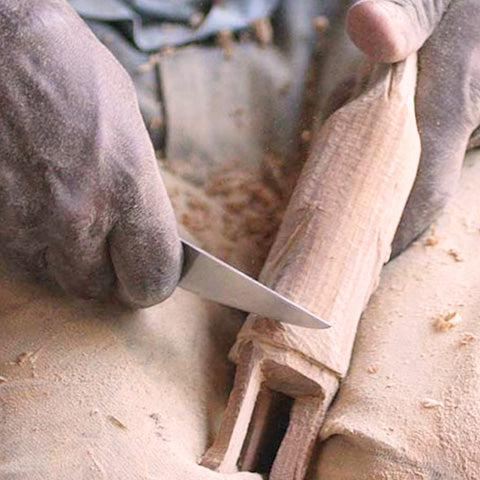 Technique: Wood Carving