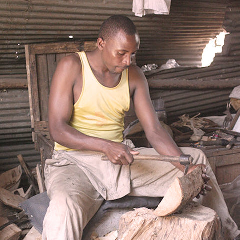 Wood Carvers of Kenya