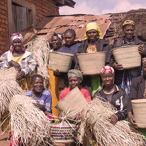 Iringa Basket Makers