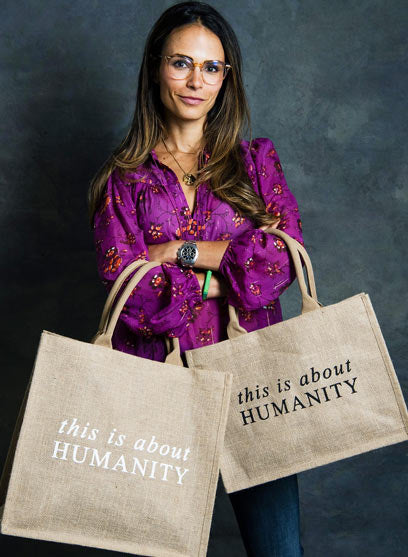 This is About Humanity Tote