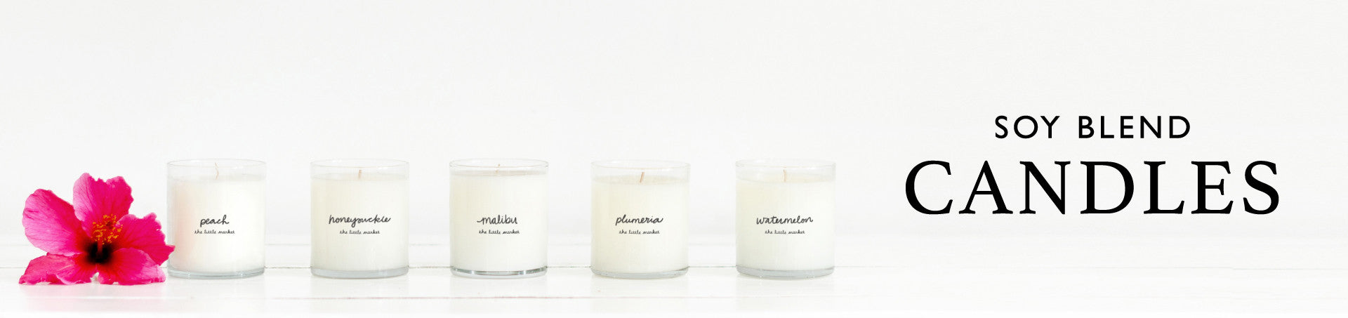 Shop Summer Candle Scents