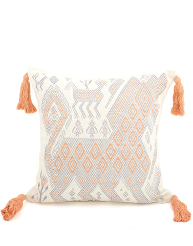 Fair Trade Hand-woven Pillow - Tania