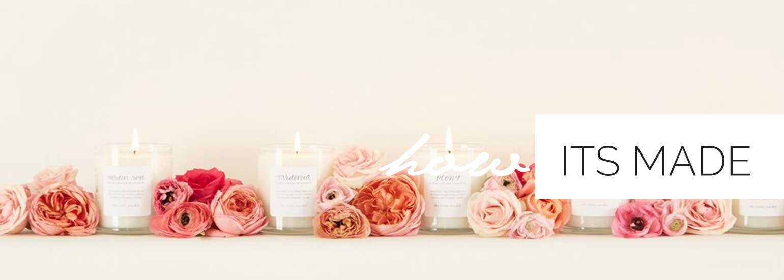 prosperity candle rose
