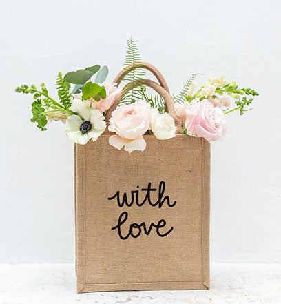 Gift Tote - With Love