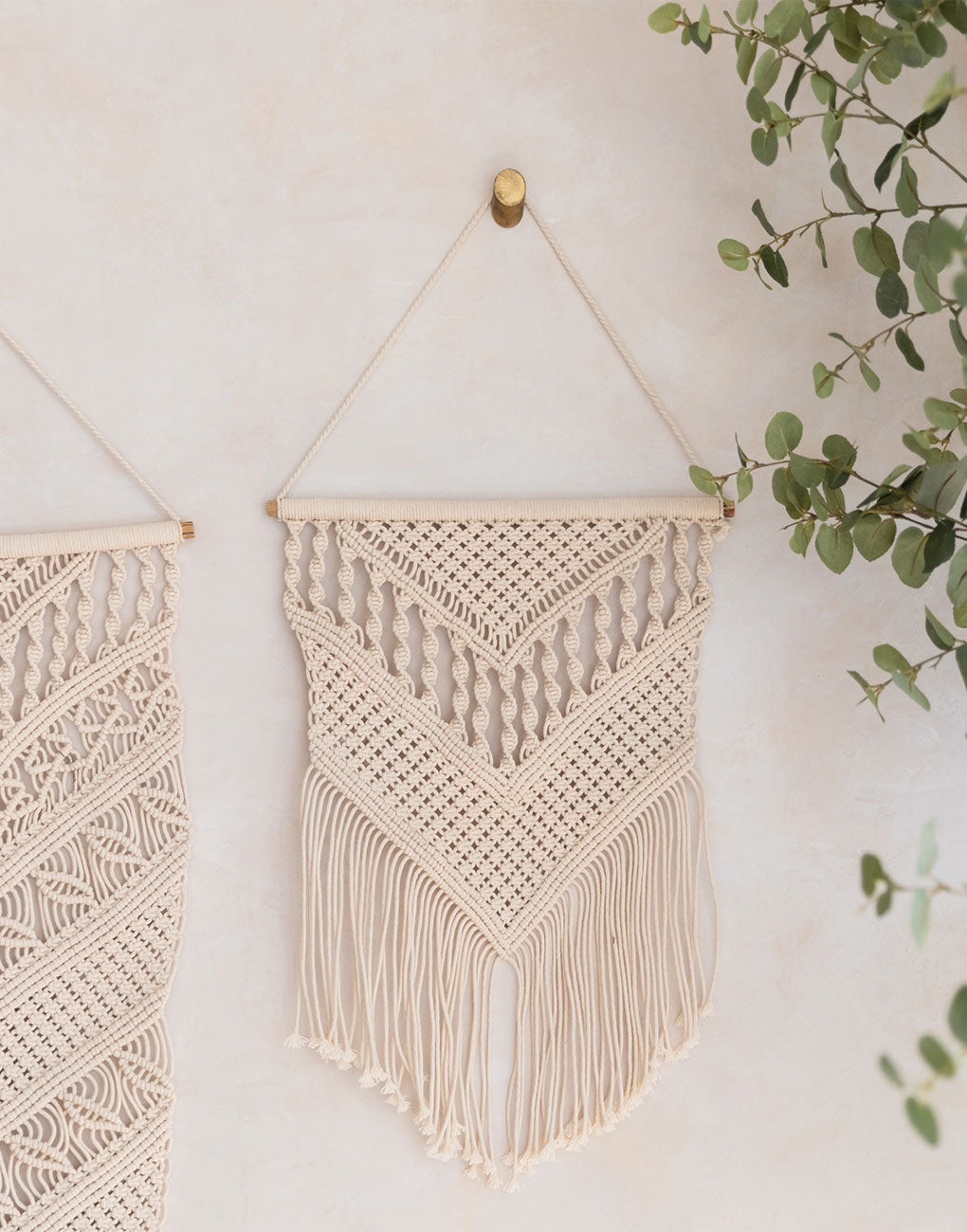 Macrame Wall Hangings | The Little Market