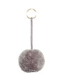 Fair Trade Marble Gray Pom Pom Decorative Accessory