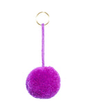 Fair Trade Lilac Mexico Pom Pom Decorative Accessory