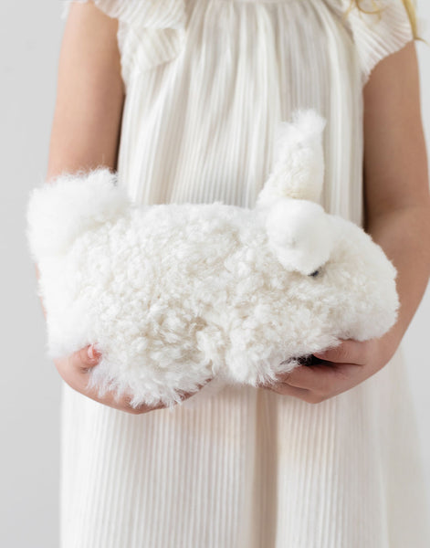 Alpaca Stuffed Animal - Bunny | The Little Market