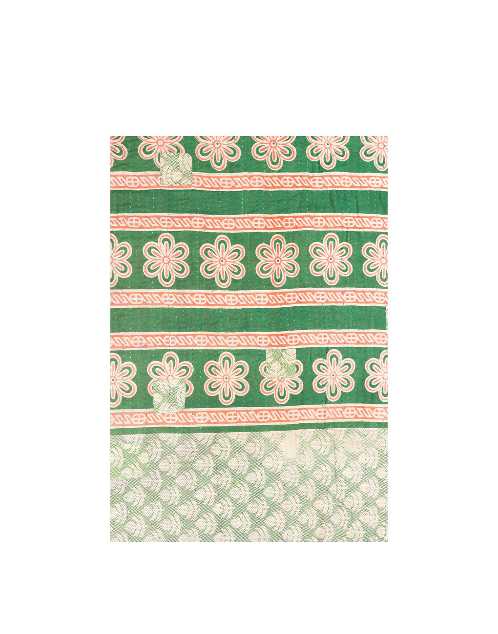 Small Kantha Quilt - No. 592 | The Little Market