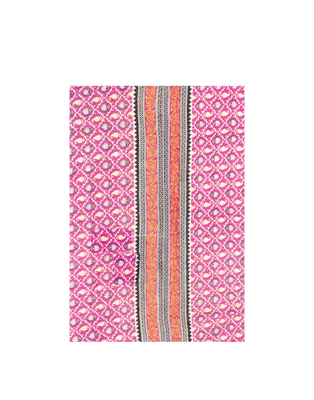 Small Kantha Quilt - No. 596 | The Little Market