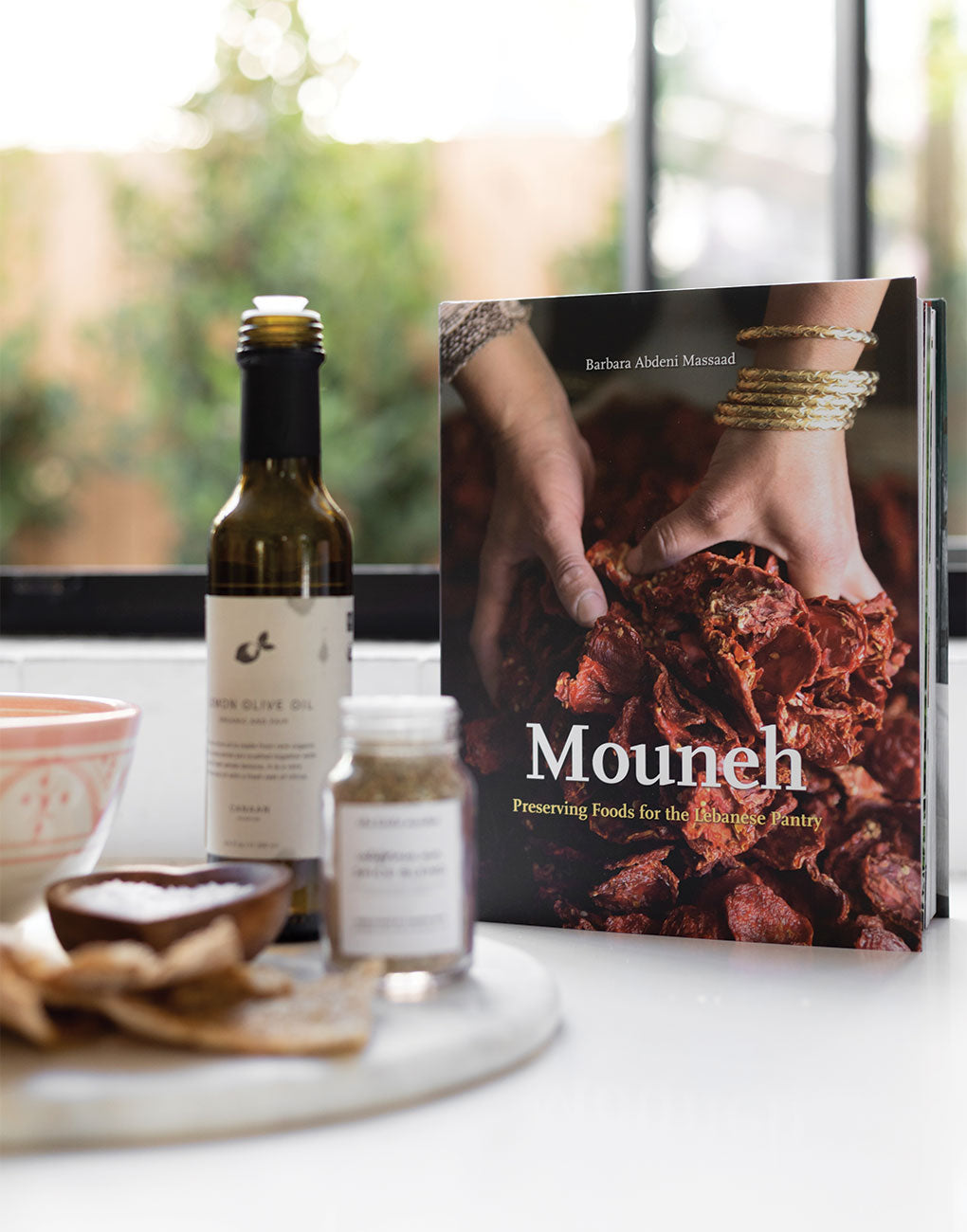 Mouneh Cookbook | The Little Market