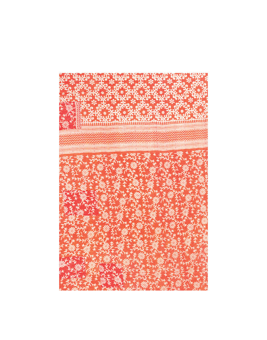 Small Kantha Quilt - No. 600 | The Little Market