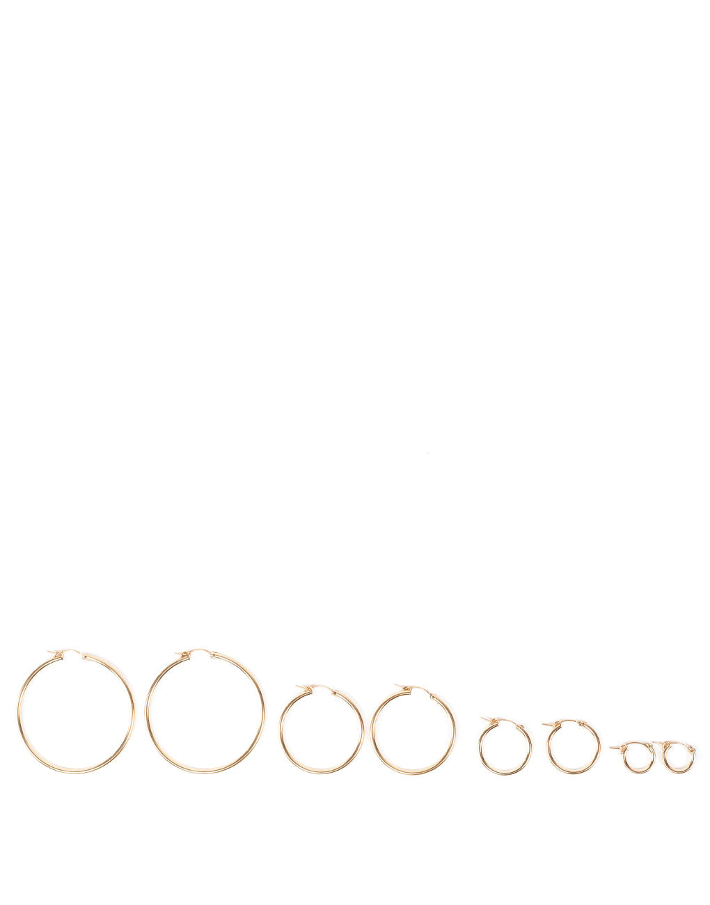 Hoop Earrings - All Sizes | The Little Market