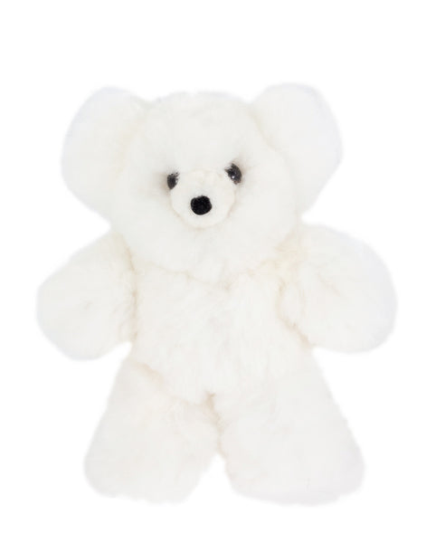 Alpaca Stuffed Animal - Sugar Bear