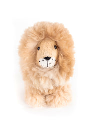 Alpaca Stuffed Animal - Lion | The Little Market
