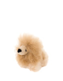 Fair Trade Handmade Alpaca Hair Stuffed Lion