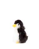Fair Trade Handmade Alpaca Hair Stuffed Penguin