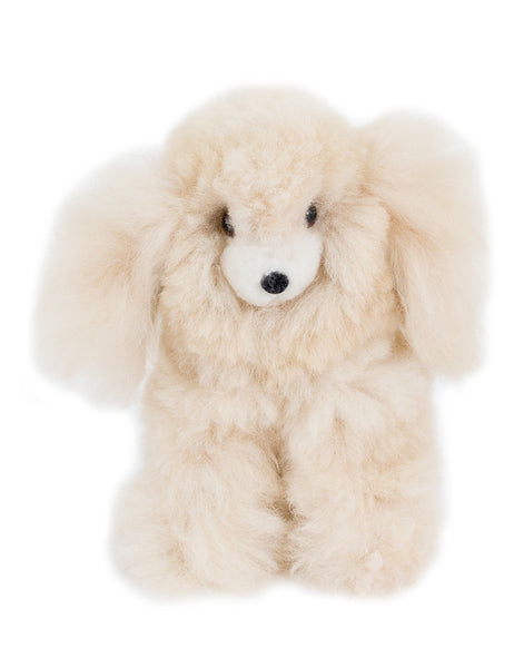 Alpaca Stuffed Animal - Dog