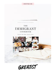 The Immigrant Cookbook (Hardcover)