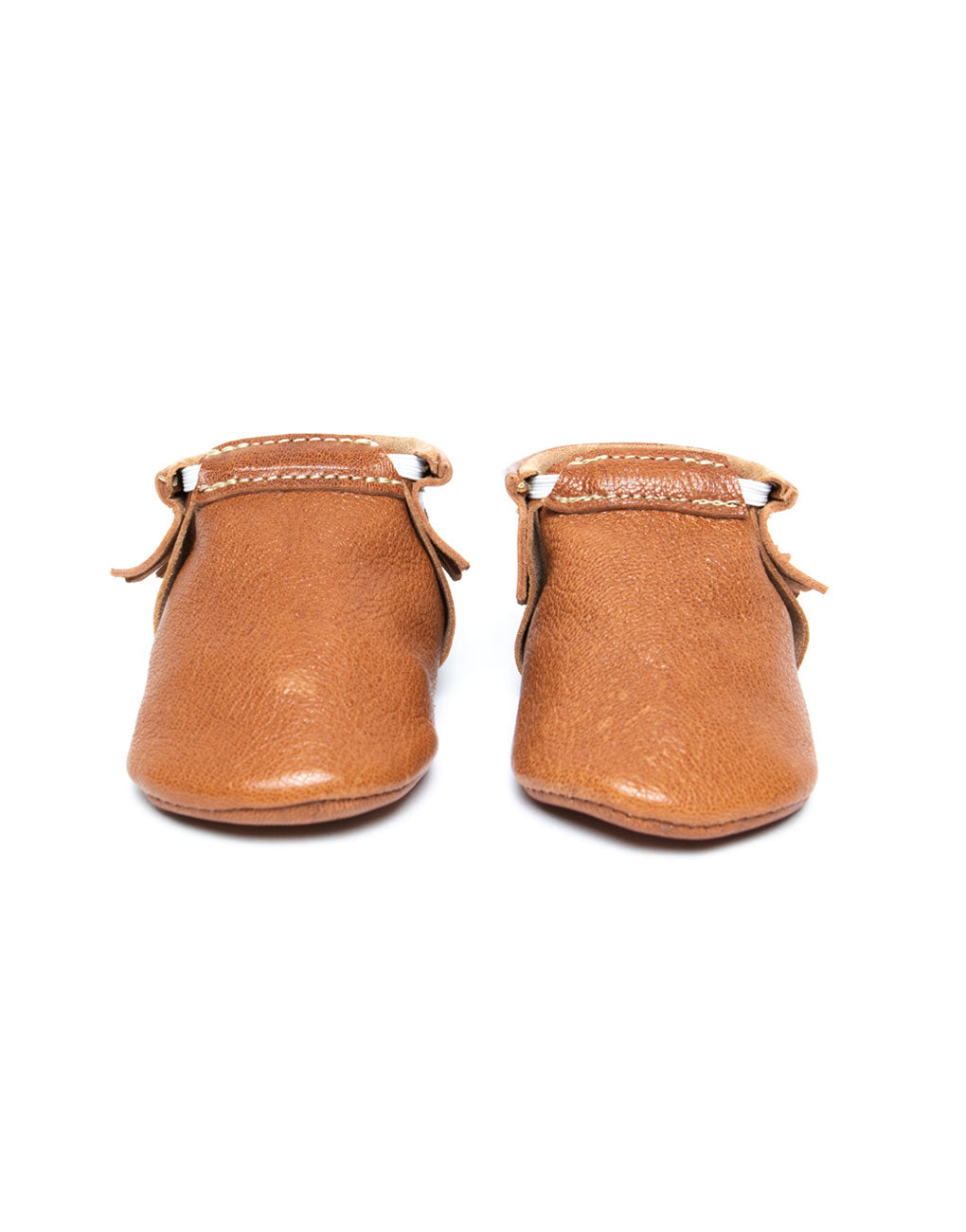 tan baby shoes tan linen moccasins newborn moccasins soft shoes for toddlers Tan baby moccasins baby shower gift