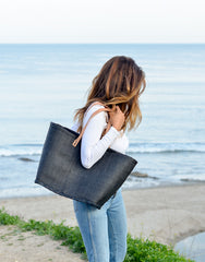 Beach Bag - Black