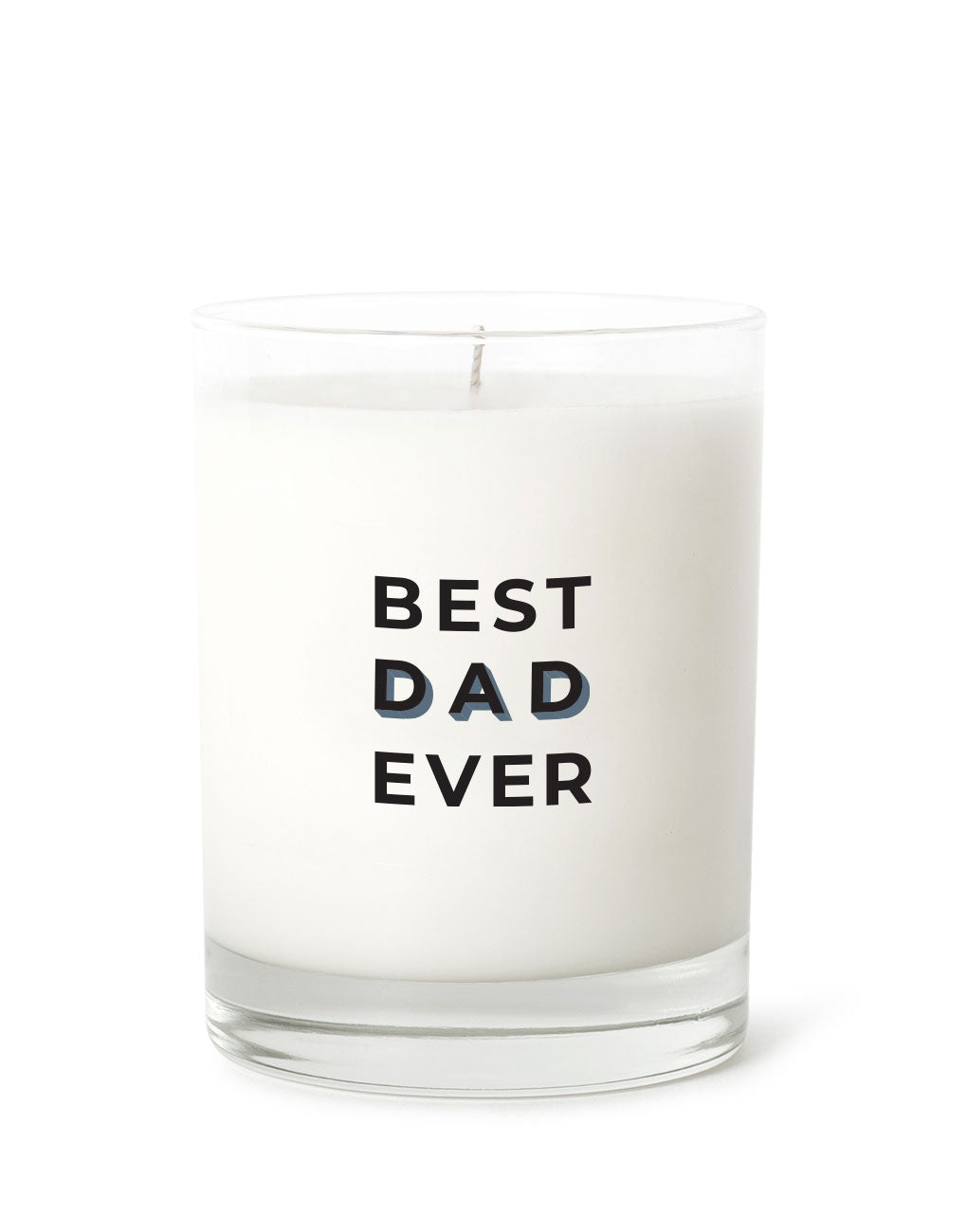 Candle - Best Dad Ever | Prosperity Candle | The Little Market