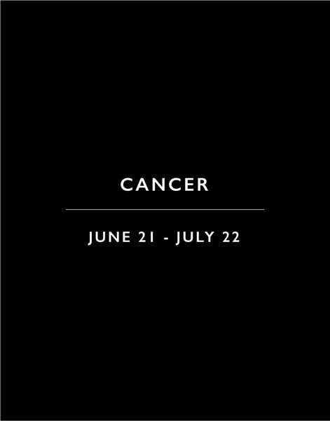 Candle - Cancer Constellation