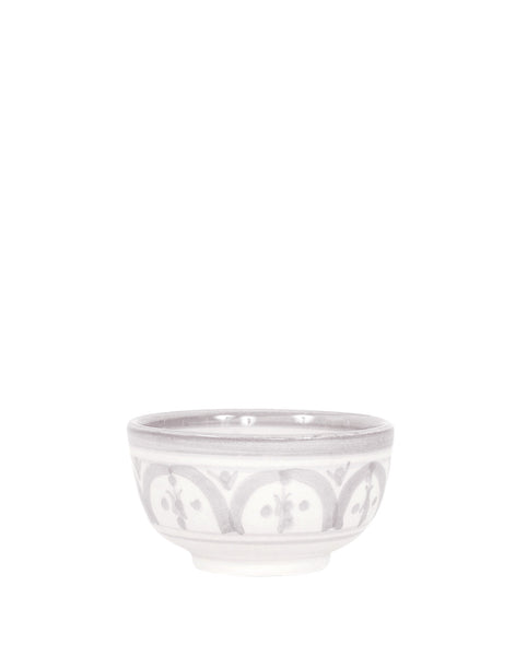 Ceramic Soup Bowl - Gray
