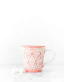 Ceramic Mug - Blush No. 1 | Chabi Chic | Morocco | The Little Market