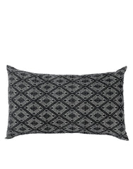 Chiapas Woven Pillow - Black